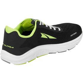 Altra Torin 4.5 Plush Chaussures De Course Homme, black/lime